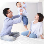 how to be a happy parent
