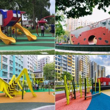 themed outdoor playgrounds