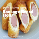 Wonder Years Mummy Matter Recipe Sausage Bread Roll