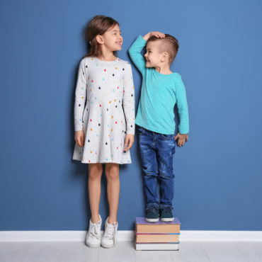 how to help kids grow taller