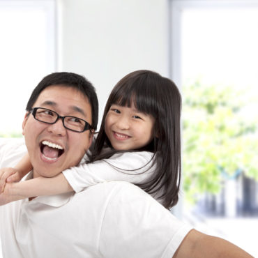 why dads should spend time with daughter