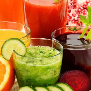 juice cleanse at home