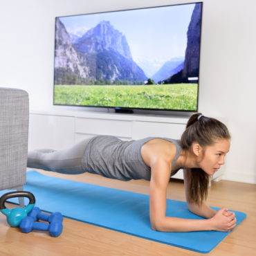 exercise for busy mums