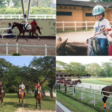 horse riding in singapore