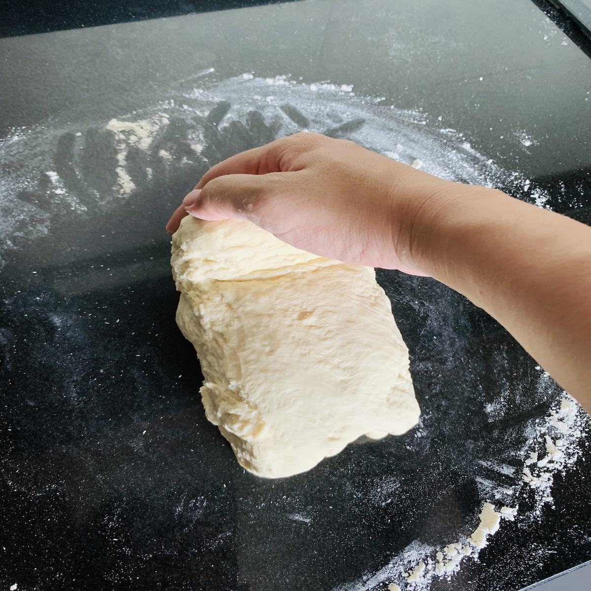 Recipe bread making