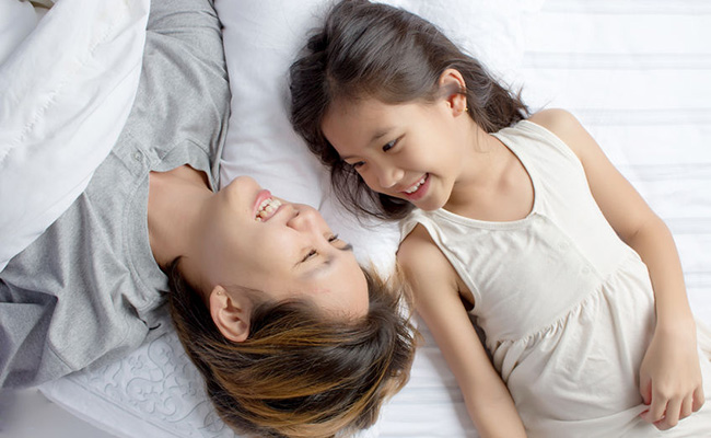 building a strong relationship with your child