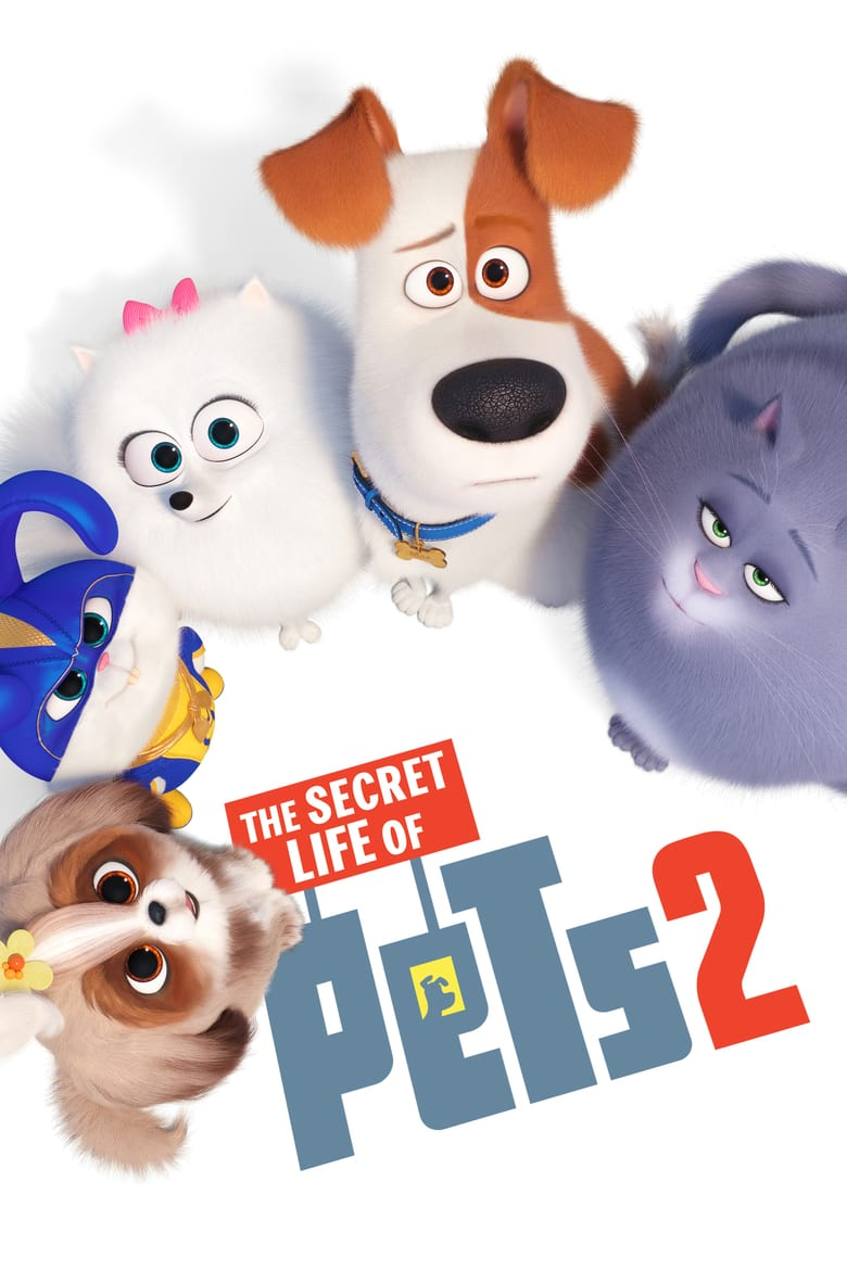 Life of Pets 2