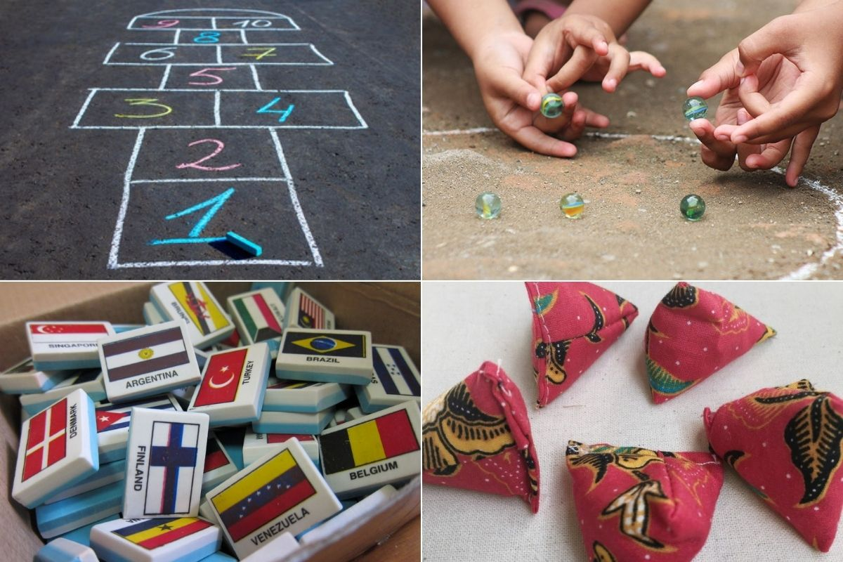 old school games