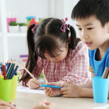 preschoolers in singapore